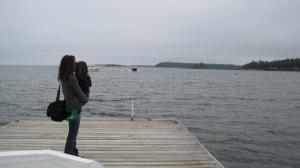 maine dock